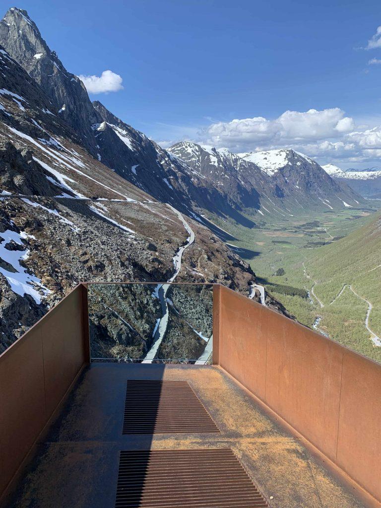 Trollstigen view point